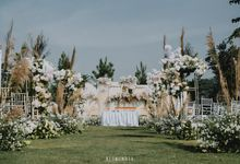 the wedding of Samuel & Jessica by THE HIVE BUMI PANCASONA
