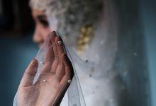 Wedding Arief Syera by thustelphotography