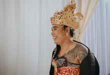 Sakti & Ledy Balinese Wedding by Lentera Wedding