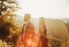 Fendy & Marilyn Pre-Wedding by VOYAGE PICTURES