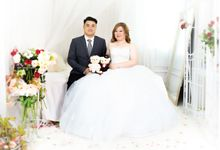 Bridal Gown & Makeover Package by Makeupwifstyle