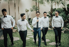 The Wedding of Daniel & Ferlen by Xtrack Organizer