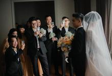 The Wedding of Arvin & Miauli by Xtrack Organizer