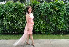 Party Gown by 45Hilstudio
