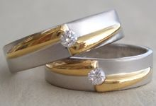 Wedding Ring by Belle Jewelry