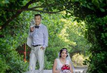 Pre Wedding On Manggrove by d bali photography