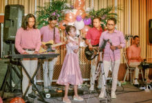 GRICELLA 1st Birthday Party by X&Y Acoustic and Band