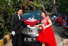 Wedding 17juni17 Amin - Linda by BKRENTCAR