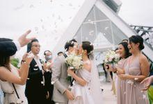 Yosua Gunawan & Kezia Amelia Violin Wedding by Roopa