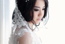 WEDDING MAKEUP by Lisa Thalia Makeup Artist
