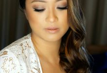 The Bride, Ms.Josephine by Beyond Makeup Indonesia