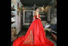bridal n tradisional wardrobe of bali by RaiNi Salon