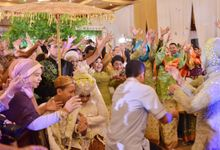 Yana & Imam Grand Sundanese Wedding by Bojou Weddings