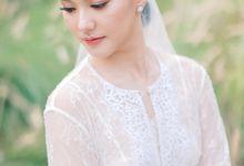 Yansen & Rika Ethereal Bali Wedding by Casabono Wedding