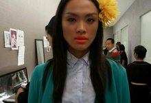 High Fashion Make up  by A Yan's Omintara Professional Make up Artist
