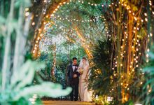 Intimate and Charming Wedding at The White Rabbit by Chere Weddings & Parties