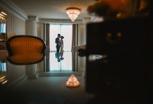 Yao Lei & Jie Yee by Jeffery Koh Photography