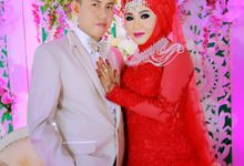 FUN-tastic Wedding Nuning & Idris by Alonk Darb Photography