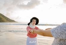 Selong belanak session from Fajri & Ika by Eudora Picture