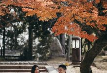 Hendri & Christine Japan Prewedding by Levin Pictures