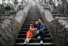 Marcus & Lita Bali Prewedding by Levin Pictures