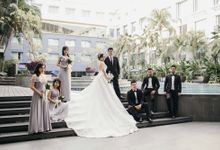Leo & Jessica Wedding by Levin Pictures