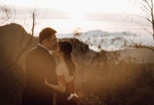 William & Yenny Bromo Prewedding by Levin Pictures