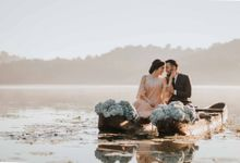 Andrew & Agnes Bali Prewedding by Levin Pictures