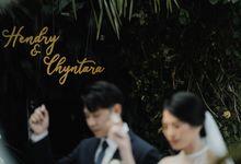 The wedding of Hendry & Chyntara by Ivow Wedding