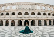 Ajung & Mei Macao prewedding by Levin Pictures