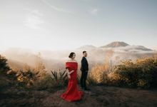 Ricky & Cindy Prewedding by Levin Pictures
