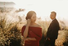 Ricky & Cindy Bali Prewedding by Levin Pictures