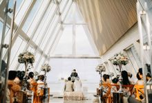 Andrew & Agnes Bali Wedding - Holy Matrimony by Levin Pictures
