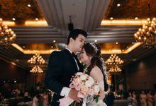 FLOBERT & FYANNA WEDDING by Levin Pictures