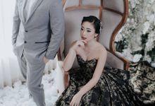 Wilson & Vania Prewedding by Levin Pictures