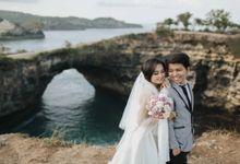 Simon & Bella Bali Prewedding by Levin Pictures