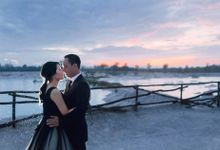 Keeven & Christine Belitung Prewedding by Levin Pictures