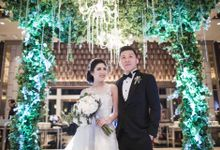 Handry & Angelina Wedding by Levin Pictures