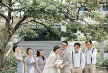 Handi & Rika Wedding by Levin Pictures