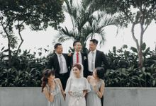 Rommy & Sansan Wedding by Levin Pictures