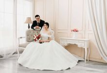 Hendry & Jenny Indoor Prewedding by Levin Pictures