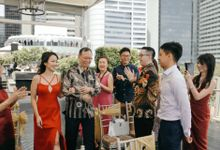 Shane & Cindy Singapore ROM & Reception by Levin Pictures