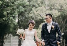 Ricky & Yensi Wedding by Levin Pictures