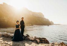 Mario & Yolanda Bali Prewedding by Levin Pictures