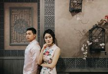 Ferix & Irene Engagement by Levin Pictures