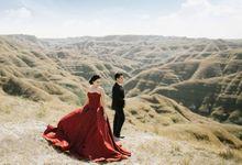 Mison & Yovita Sumba Prewedding by Levin Pictures