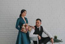 Andrew & Agnes Indoor Prewedding by Levin Pictures