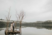 Yudy & Lydia Bali Prewedding by Levin Pictures