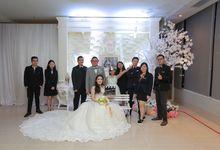 Andre & Nana Wedding by DESPRO Organizer