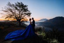 Arvian & Patricia Bali Prewedding by Levin Pictures